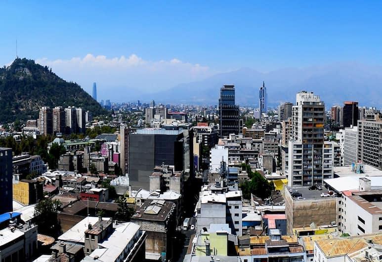 サンティアゴ ファーニッシュド アパートメンツ, サンティアゴ, 施設からの景色