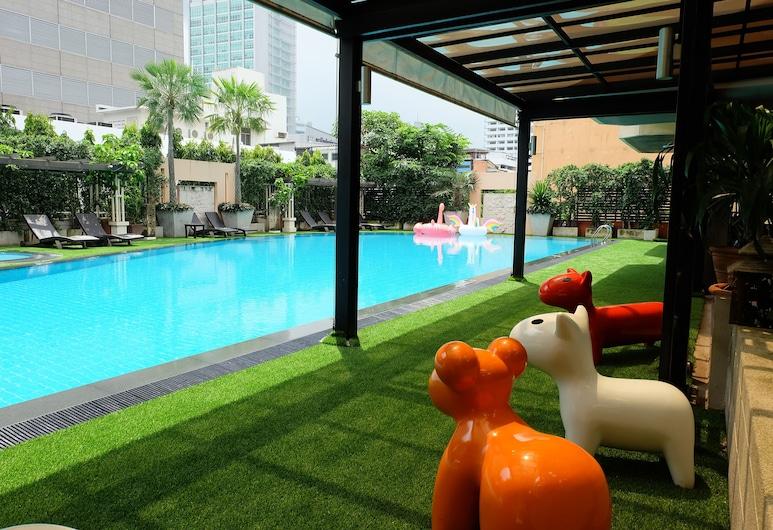 Abloom Exclusive Serviced Apartments, Bangkok