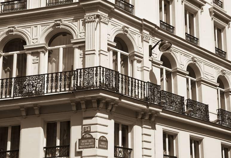 Nell Hotel & Suites, BW Premier Collection, Paris, Hotel Front
