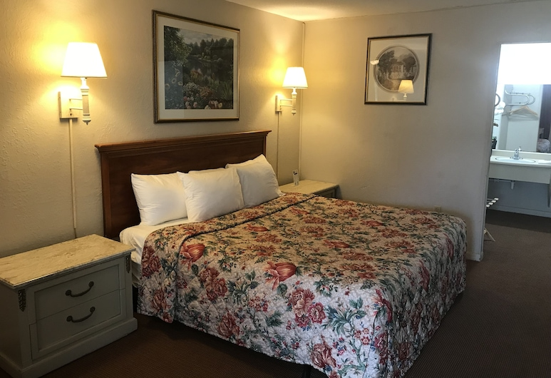 Hometown Inn Berea, Berea, Szoba, 2 kétszemélyes ágy, Vendégszoba
