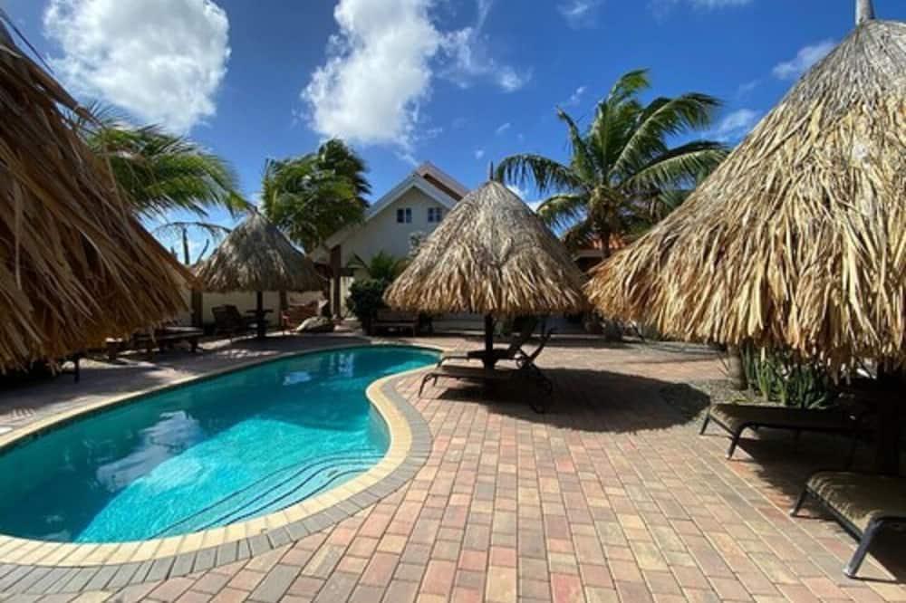 客房, 可使用泳池, 花園景觀 - 客房
