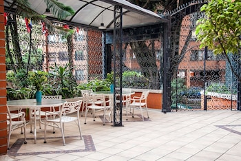 麥德林勞雷萊斯之家太陽飯店的相片