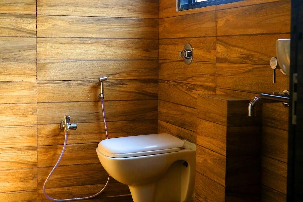 Deluxe Δωμάτιο, 1 Διπλό Κρεβάτι - Μπάνιο