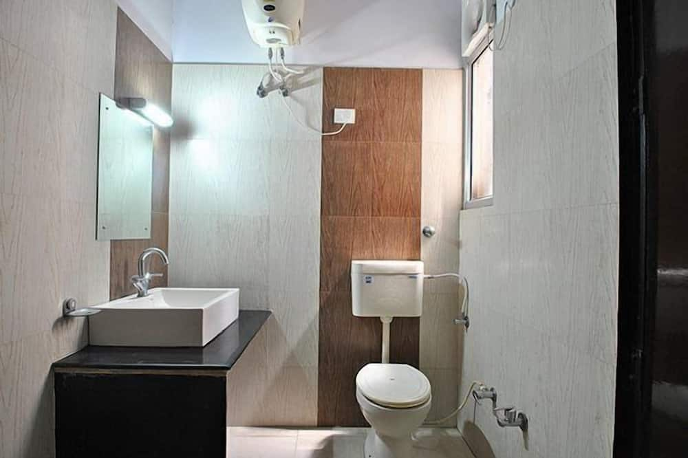 Executive-Zimmer, 1 Doppelbett - Badezimmer