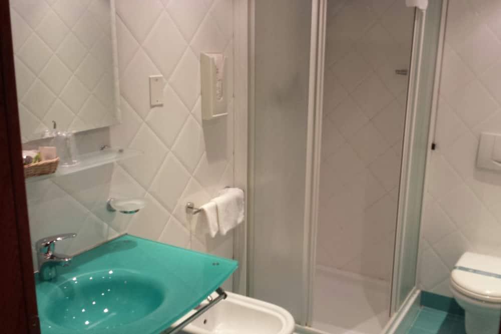 行政開放式套房 - 浴室