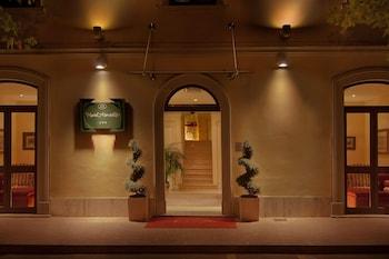 A(z) Hotel Arnolfo & Aqua Laetitia spa and beauty hotel fényképe itt: Montecatini Terme