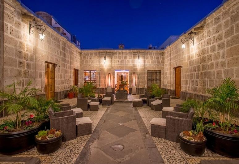 Hotel Casona Solar, Arequipa, Terasa