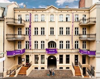 Poznan bölgesindeki Blooms Inn & Apartments resmi