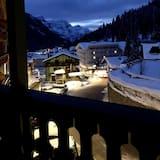 Pokój dwuosobowy, widok na góry - Taras/patio