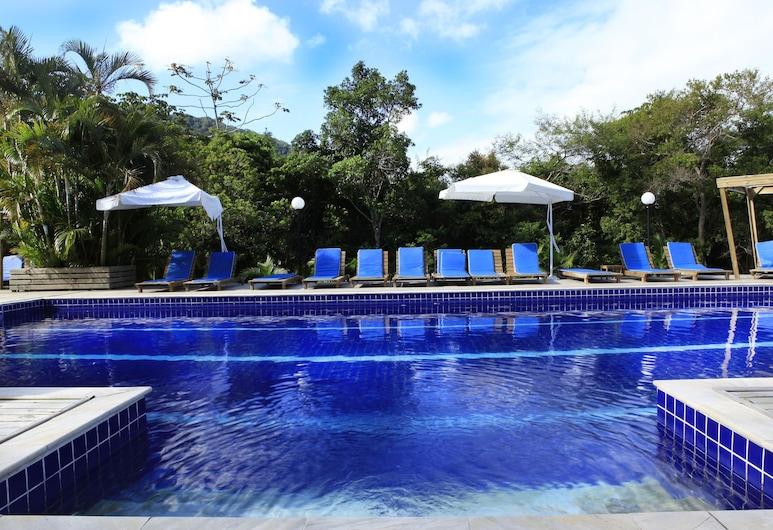 Pousada Oceanomare, Florianopolis, Outdoor Pool