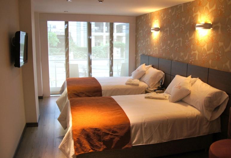 ZiOne Luxury Hotel Pereira, Pereira, Superior Triple Room, Guest Room