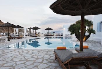 Bild vom Paradise View Hotel in Mykonos