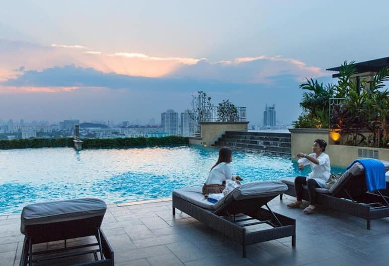 The Grand Fourwings Convention Hotel, Bangkok, Pool