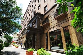 那霸沖繩松山索爾維塔酒店的圖片