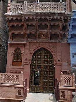 Foto van Juna Mahal in Jodhpur