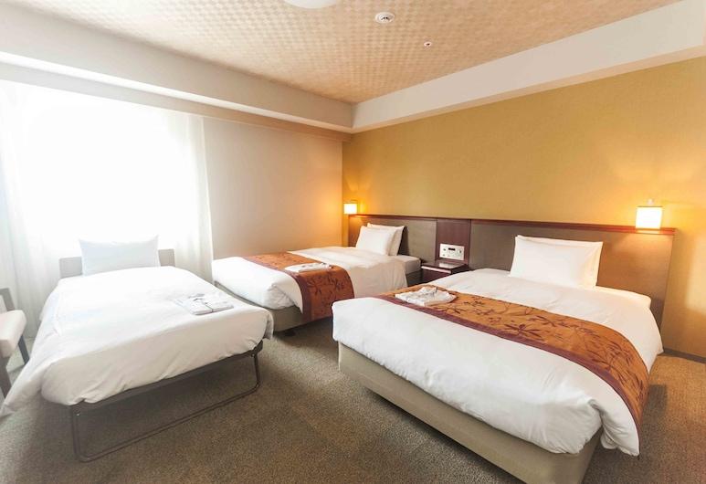 Daiwa Roynet Hotel Naha-Kokusaidori, Naha, Triple Room, Non Smoking, Guest Room