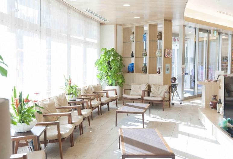 那霸國際通大和魯內飯店, 那霸, 大廳休息區