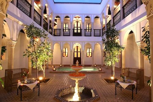 阿卜杜花園庭院飯店/