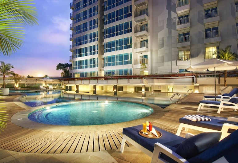 él Hotel Royale Bandung, Bandung, Ulkouima-allas