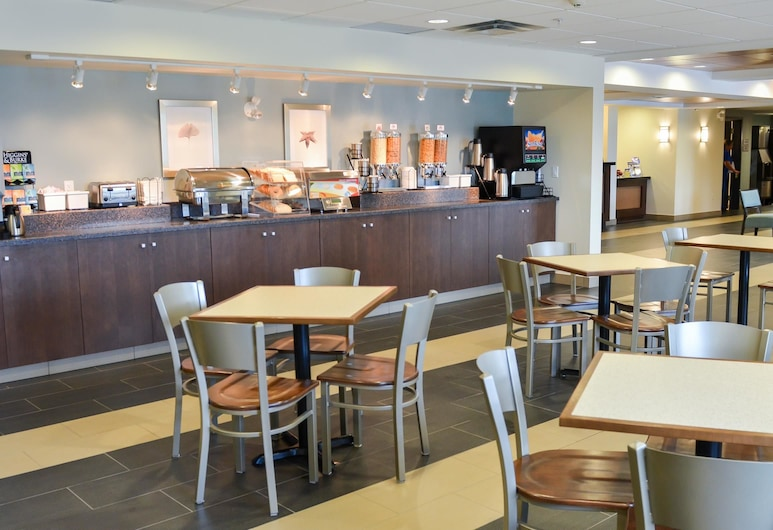 Best Western Thompson Hotel & Suites, ทอมป์สัน, ร้านอาหาร