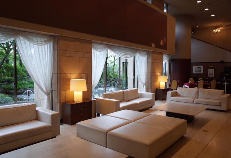Hotel Princess Garden, Tokyo, Lobby Sitting Area