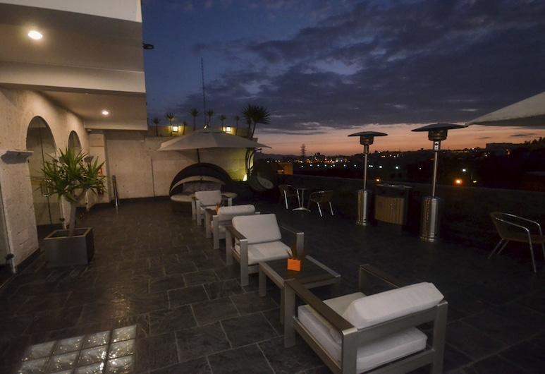 qp Hotels Arequipa, Arequipa, Terraza o patio