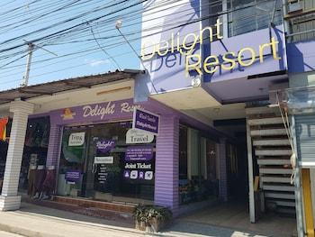 Naktsmītnes Delight Resort attēls vietā Ko Phangan