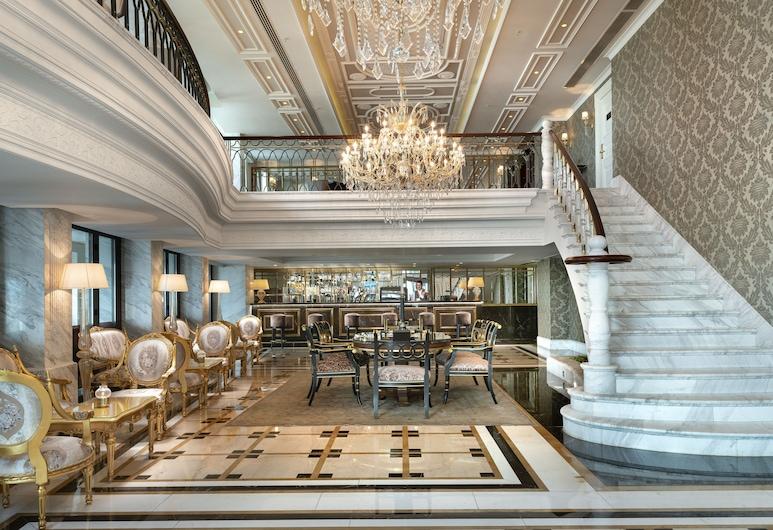 Rixos Pera Istanbul, Istanbul, Sitteområde i lobbyen