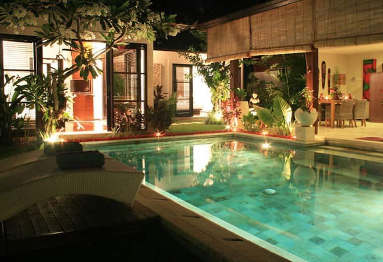 Katala Villas, Denpasar, Vila, 2 kamar tidur