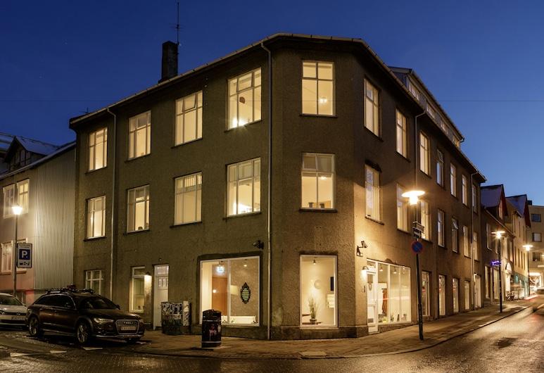 Rey Apartments, Reykjavík, Móttaka