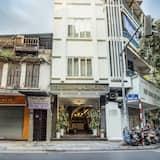 Executive-Doppelzimmer, 1King-Bett, Nichtraucher, Stadtblick - Blick auf die Straße