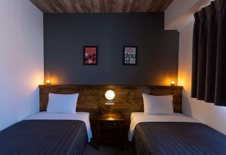 Hotel Maruki, Naha, Twin Room, Non Smoking, Bilik Tamu