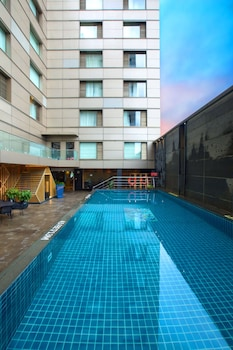Fotografia do Radisson Blu Hotel Chennai City Centre em Chennai