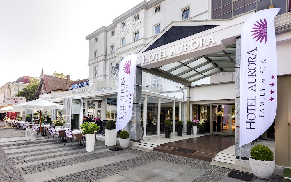 Hotel Aurora Spa & Wellness, Miedzyzdroje