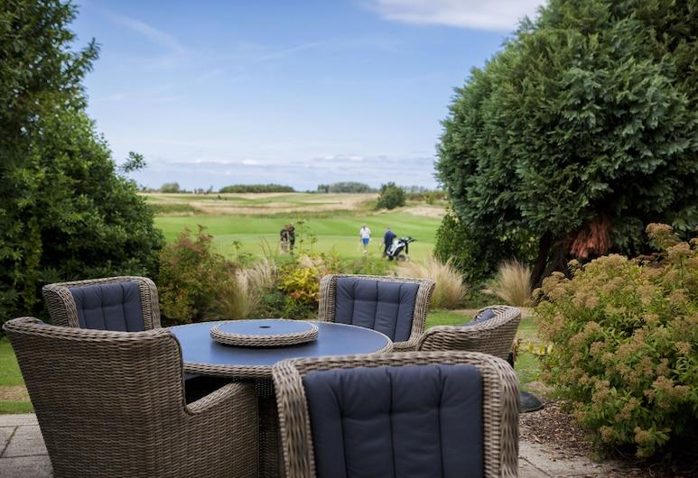 Heacham Manor Hotel Spa & Golf, King's Lynn, Terrasse/Patio