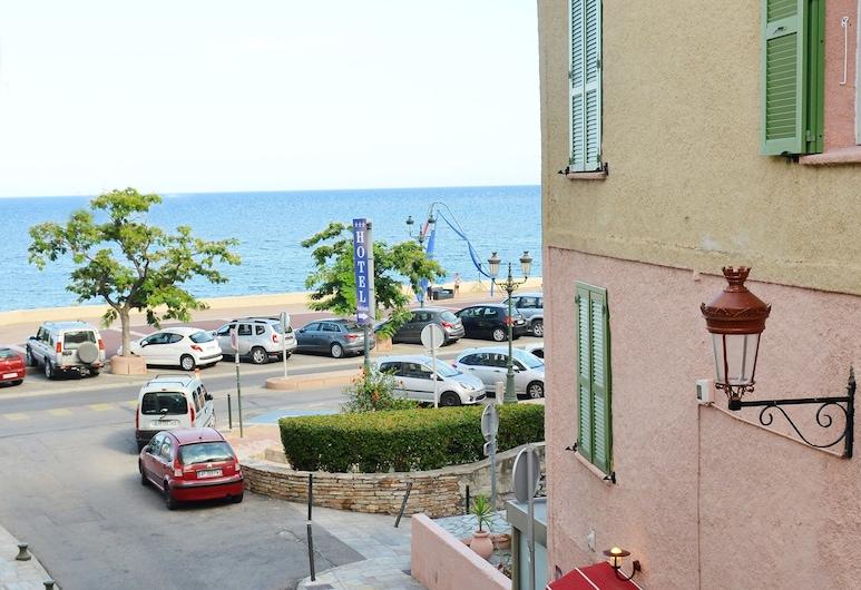 Hôtel Posta Vecchia, Bastia, Hotel Entrance