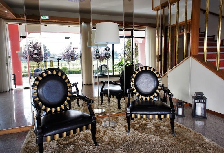 Hotel Contriz, Повоа-де-Варжім, Вестибюль