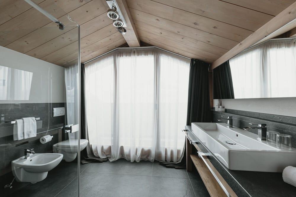 Suite Supérieure - Salle de bain