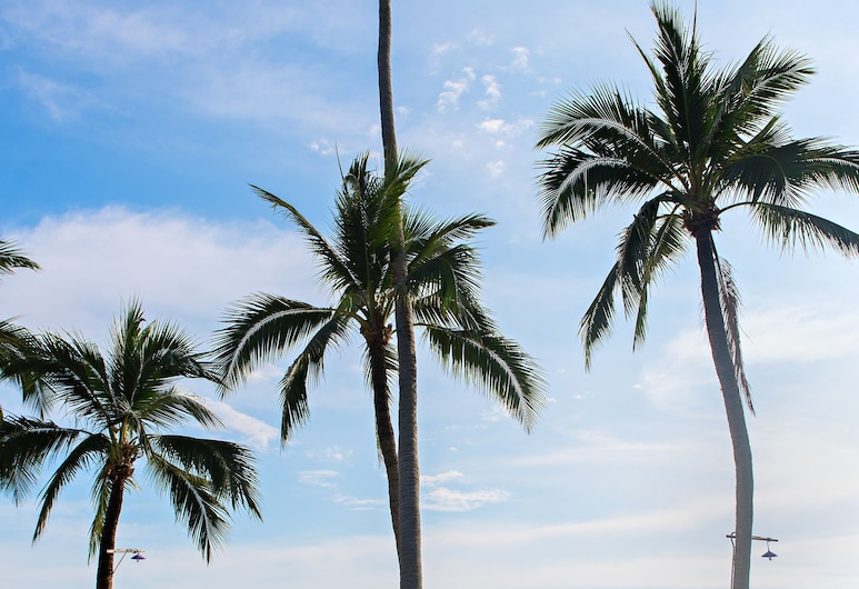 Blu' Beach Bungalows, Ko Samui, Piscine en plein air
