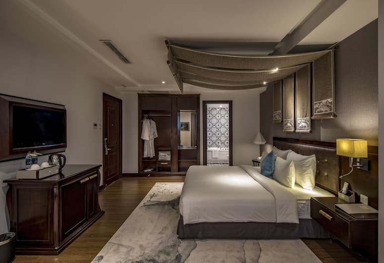 The Odys Boutique Hotel, Ho Chi Minh City, Odys Premium Room, Gästrum