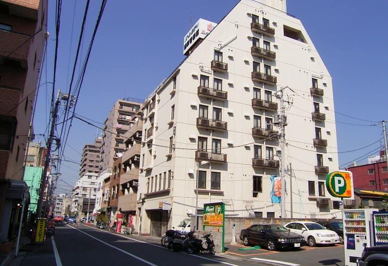 Soho Asakusa Hotel, Tokyo, Exterior