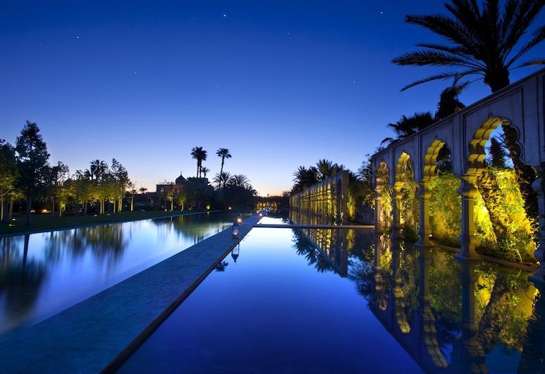 Palais Namaskar, Marrakech, View from Hotel