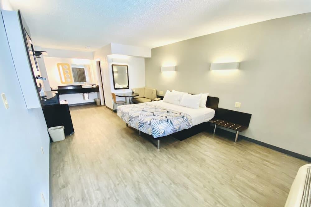 標準客房, 1 張特大雙人床, 非吸煙房 - 特色相片