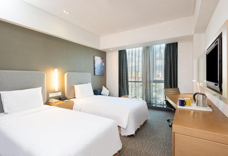 Holiday Inn Express Shanghai Jinsha, Shanghai, Standard Room, Guest Room