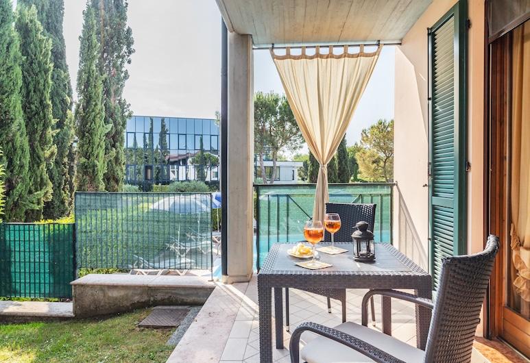 Residence Nuove Terme, Sirmione, Bilocale con terrazzo, Camera