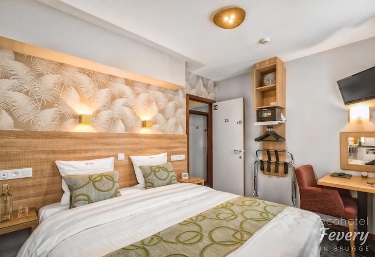 Hotel Fevery, Brugge, Dobbeltrom for 1 person, Gjesterom