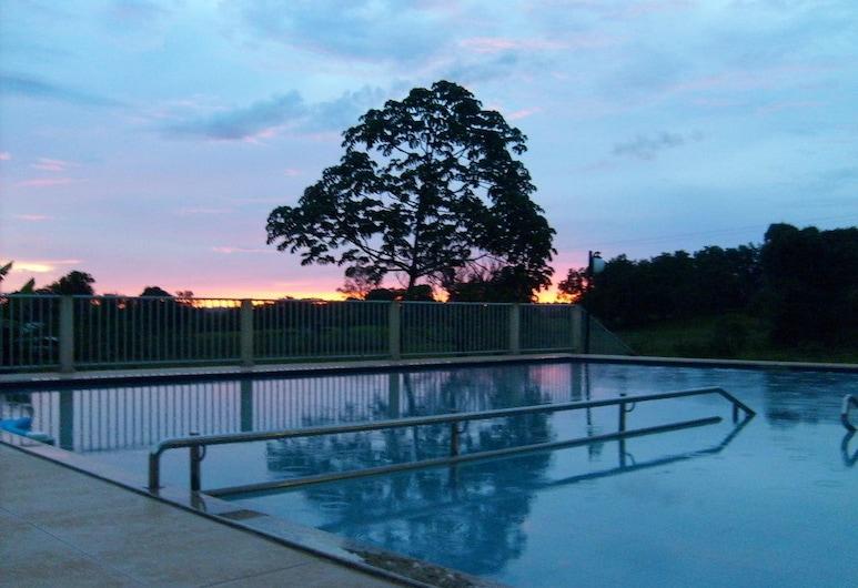 Ipelandia Park Golf Hostel, Foz do Iguacu, Utomhuspool