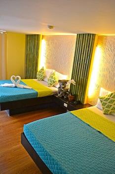 Gambar Quoalla Hotel Boracay di Pulau Boracay
