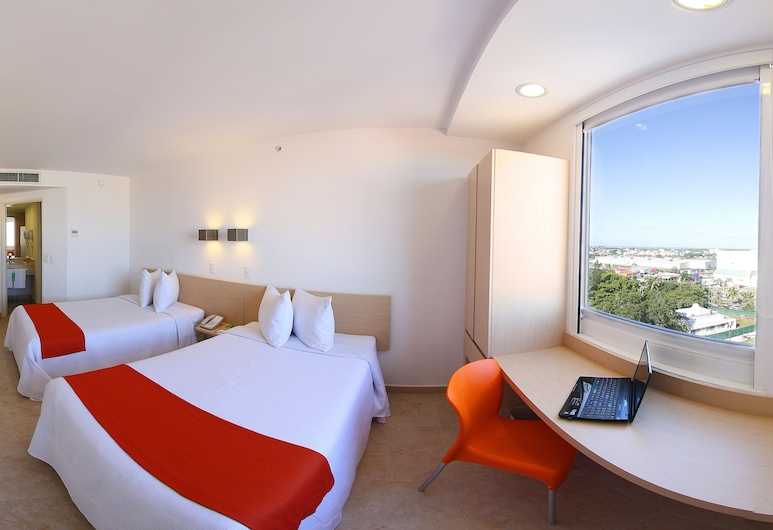 One Ciudad del Carmen Concordia, Ciudad del Carmen, Superior Twin Room, 2 Twin Beds, Guest Room