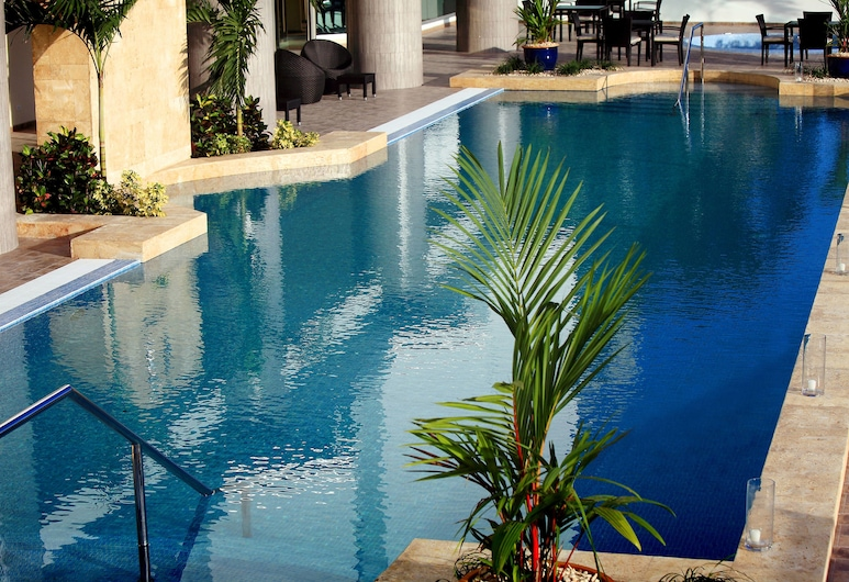 Marriott Executive Apartments Panama City, Finisterre, Panama City, Sports Facility